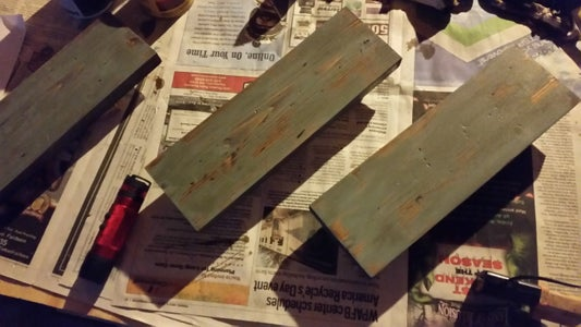 Step 3: Stain Your Project