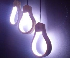 The Wooden Light Bulbs