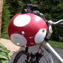 1-up/super mushroom Bike Helmet