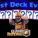 'BEST DECK EVER' in Clash Royale. In depth Guide