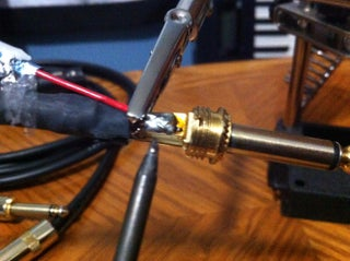 Wire Xlr To Mono Cable 6 Steps Instructables