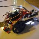 My Arduino Line Following Robot !!! - With Pololu QTR-6A IR Reflectance Sensor Array