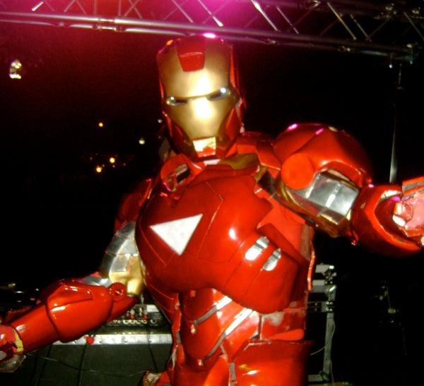 Make: Iron Man Costumes
