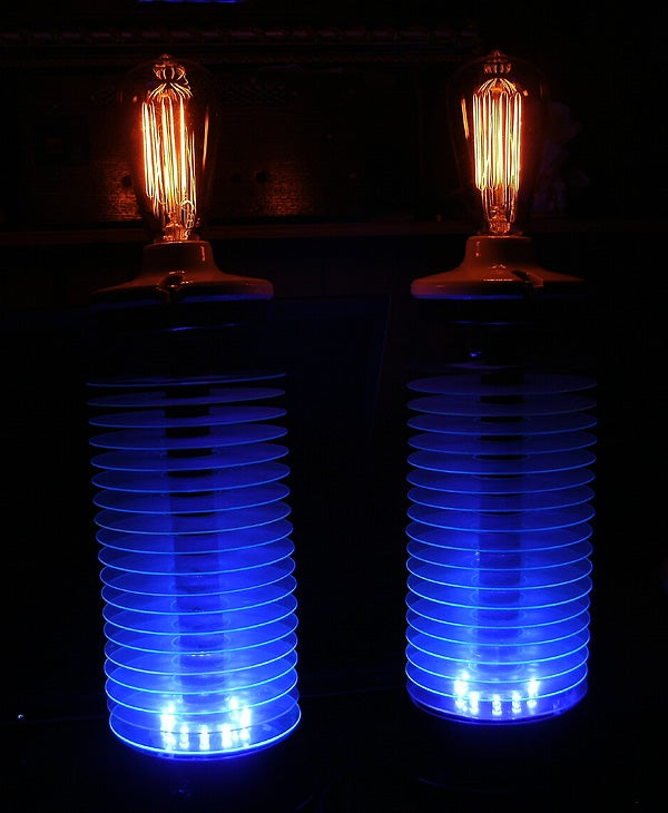 Protector Disk Light Towers