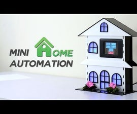Mini Home Automation Featuring Gen4-uLCD-32DT