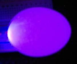 RGB led egg