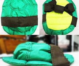 Teenage Mutant Ninja Turtles Shell DIY