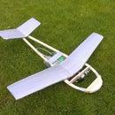 Compressed Air Airplane