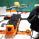 3D Printed 250 Racing Quadcopter