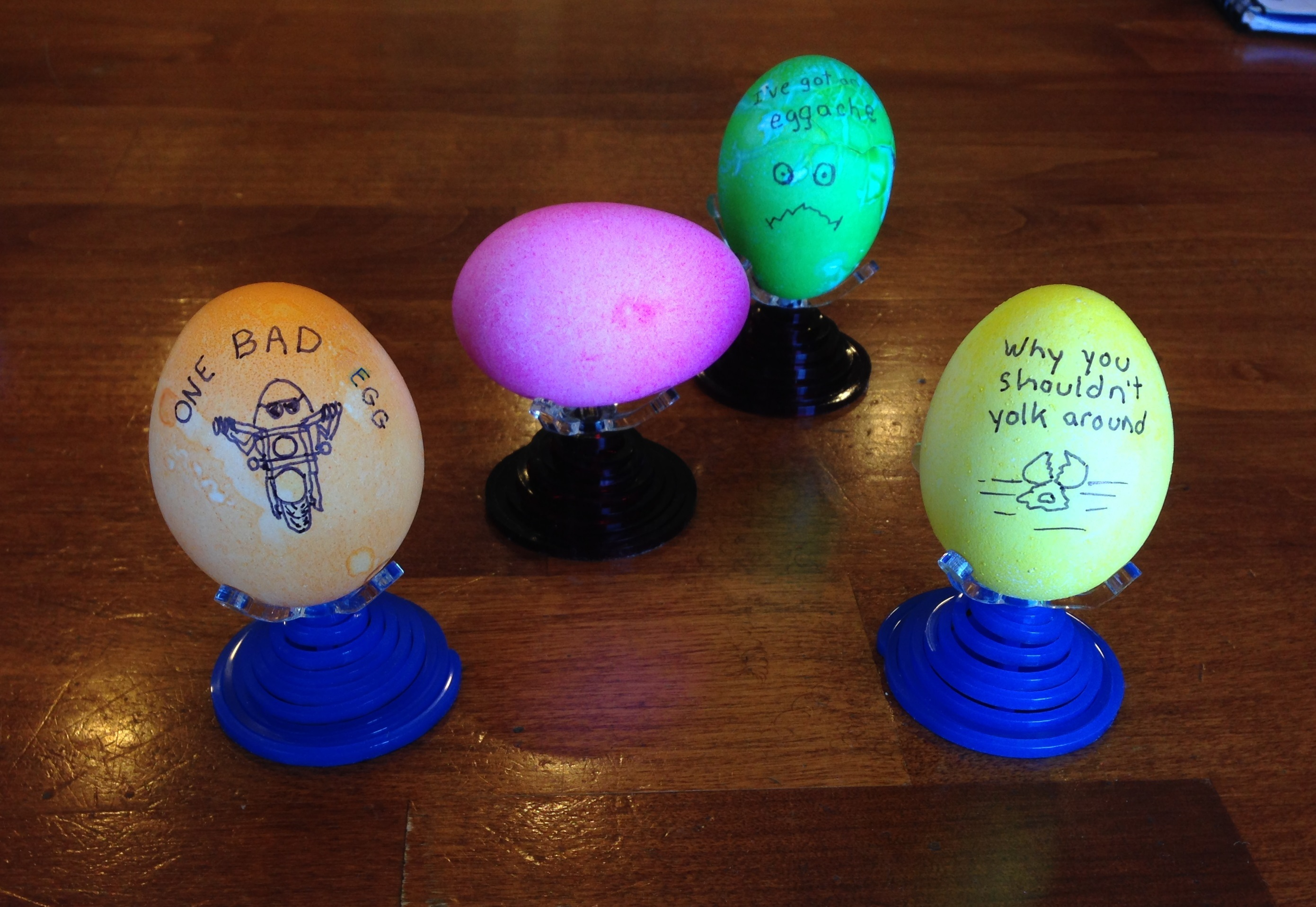 Picture of Easter Egg Stands