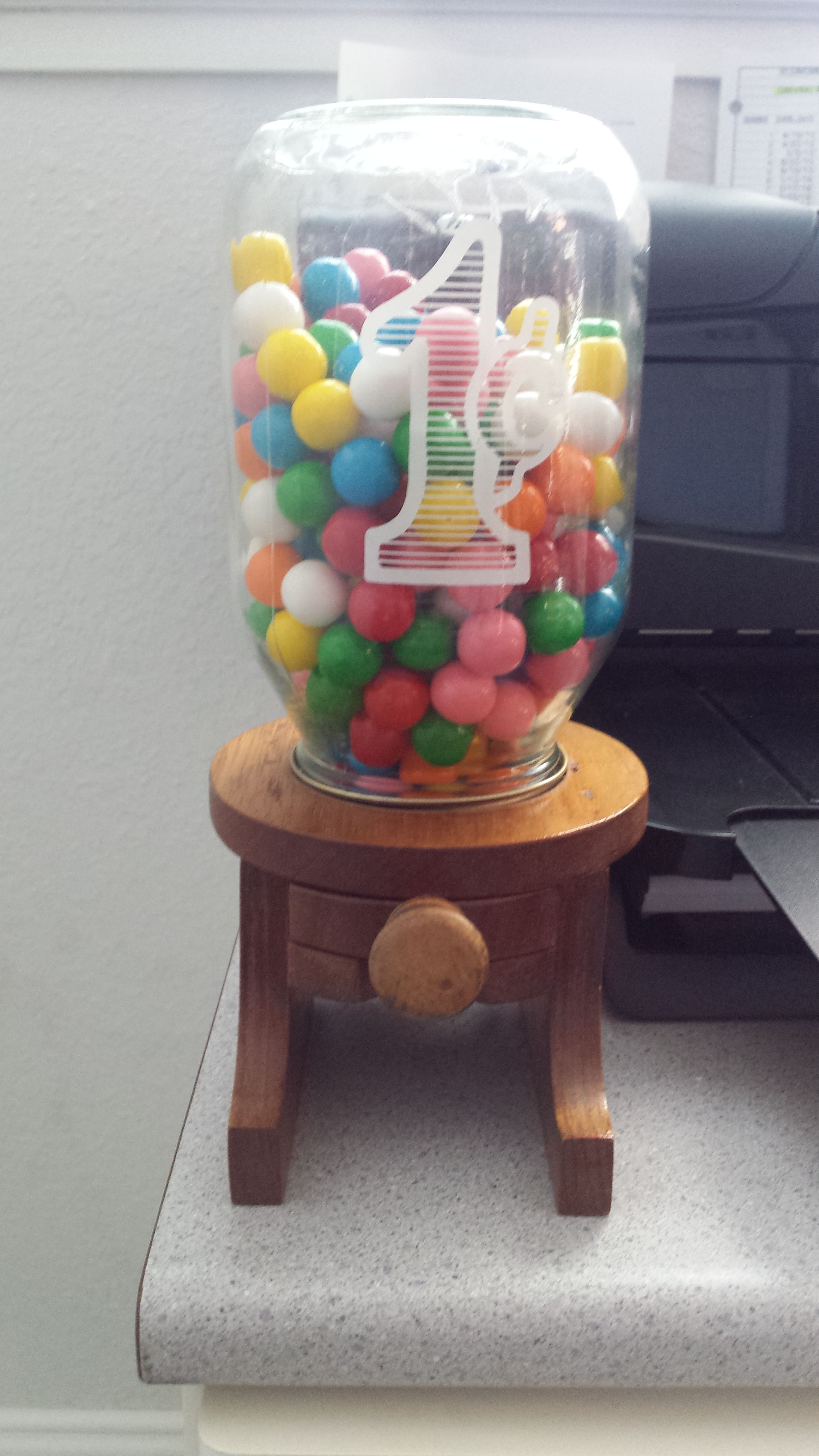 Picture of Gumball Machine