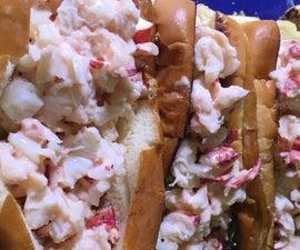 New England Lobster Rolls