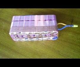 18650 Diy Ebike Battery From Laptop Batteries.
