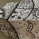 Zentangle Chibitronics Box