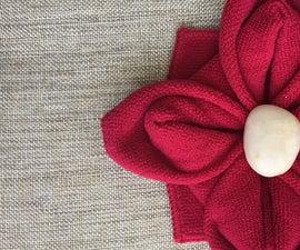 Towel Flower