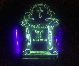 Glow in the Dark Tombstones