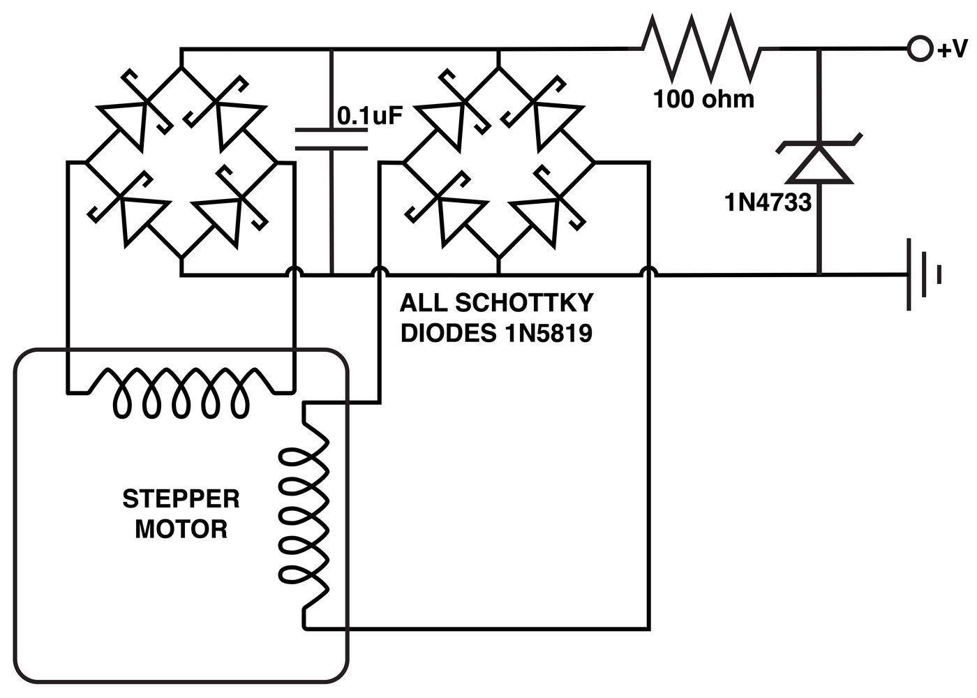 Zener Power Regulation
