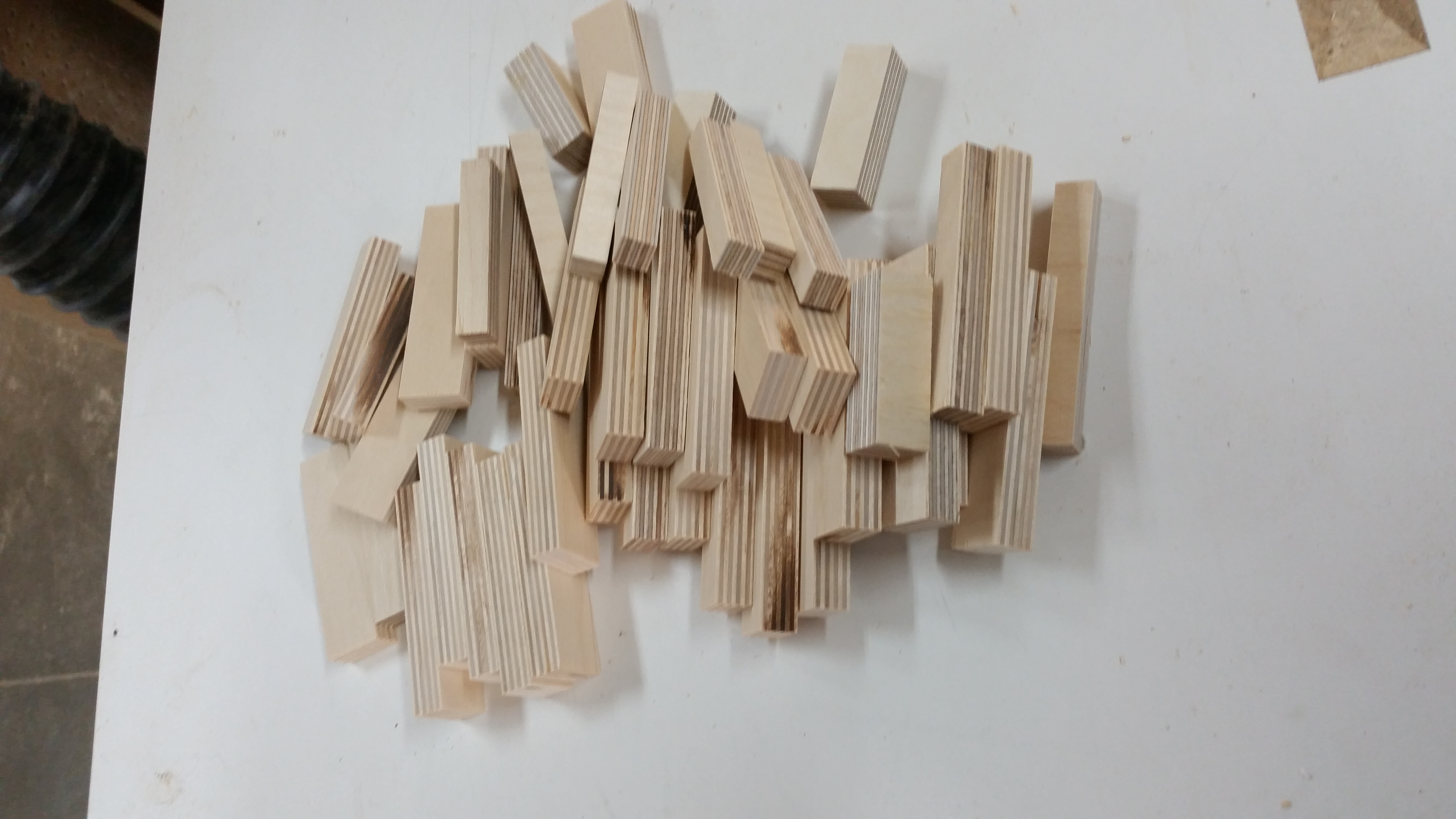 Picture of Cut Into Smaller Pieces