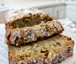 Best Banana Bread With Walnuts