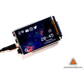 Absolute Beginner's Guide to TFT LCD Displays by Arduino