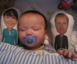 Make personalized, cute, stuffed toy.