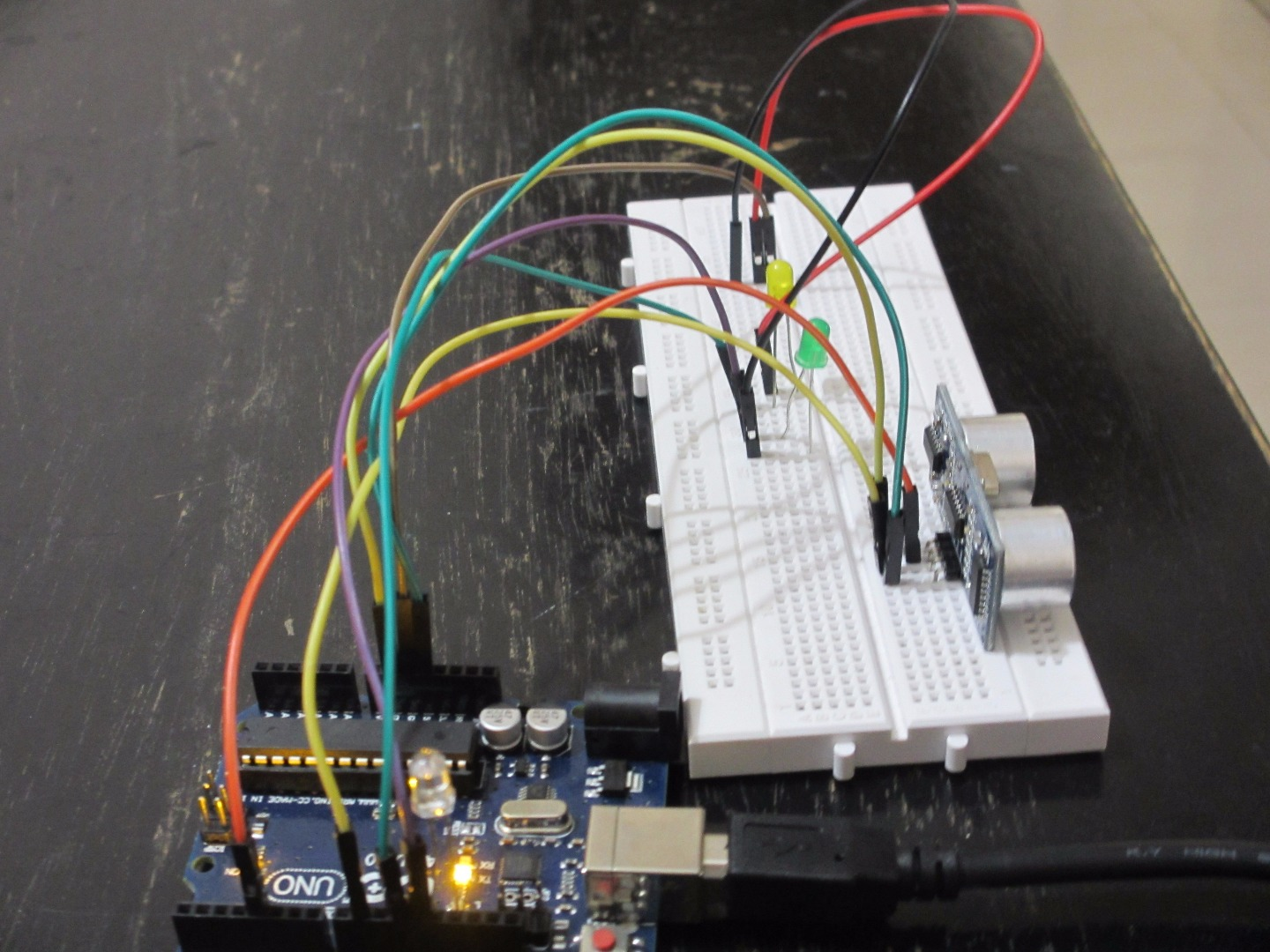Picture of Range Alerter Arduino Project
