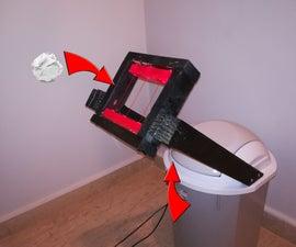 RoboBin    Garbage Catching Bin