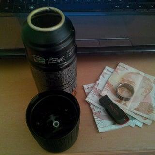 Axe Spray Can Secret Container