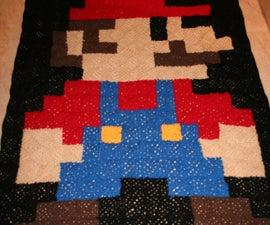 Blanket MARIO