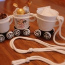 Sweet Toy Trolley