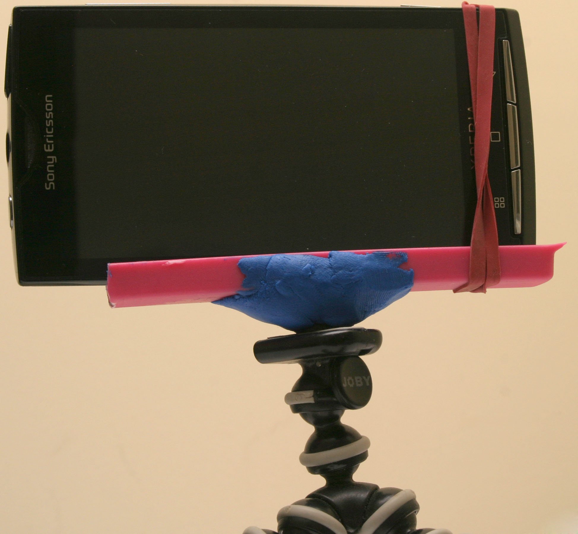 Picture of Quick Smartphone Tripod Mount