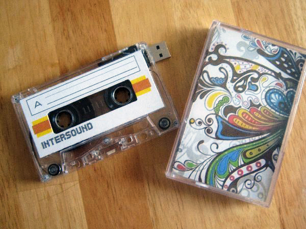 Picture of MixDrive: USB Cassette Tapes Made Easy