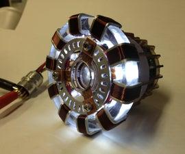New Arc Reactor (studio replica)
