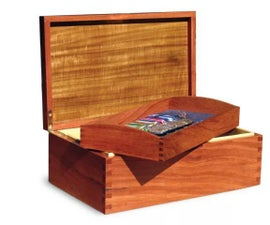 How to Make a Military Medals Box