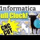 Make a Novelty Spanish Bull Clock