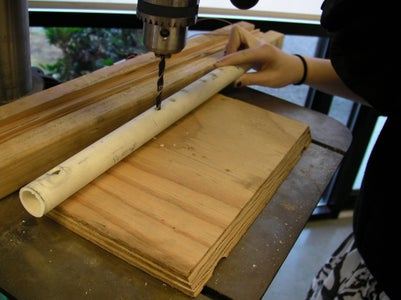Making the Flute