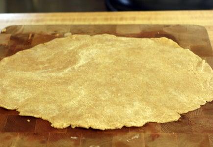 Cut Pie Crusts