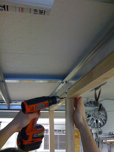 Picture of Mount Hinges and Hang the Frame