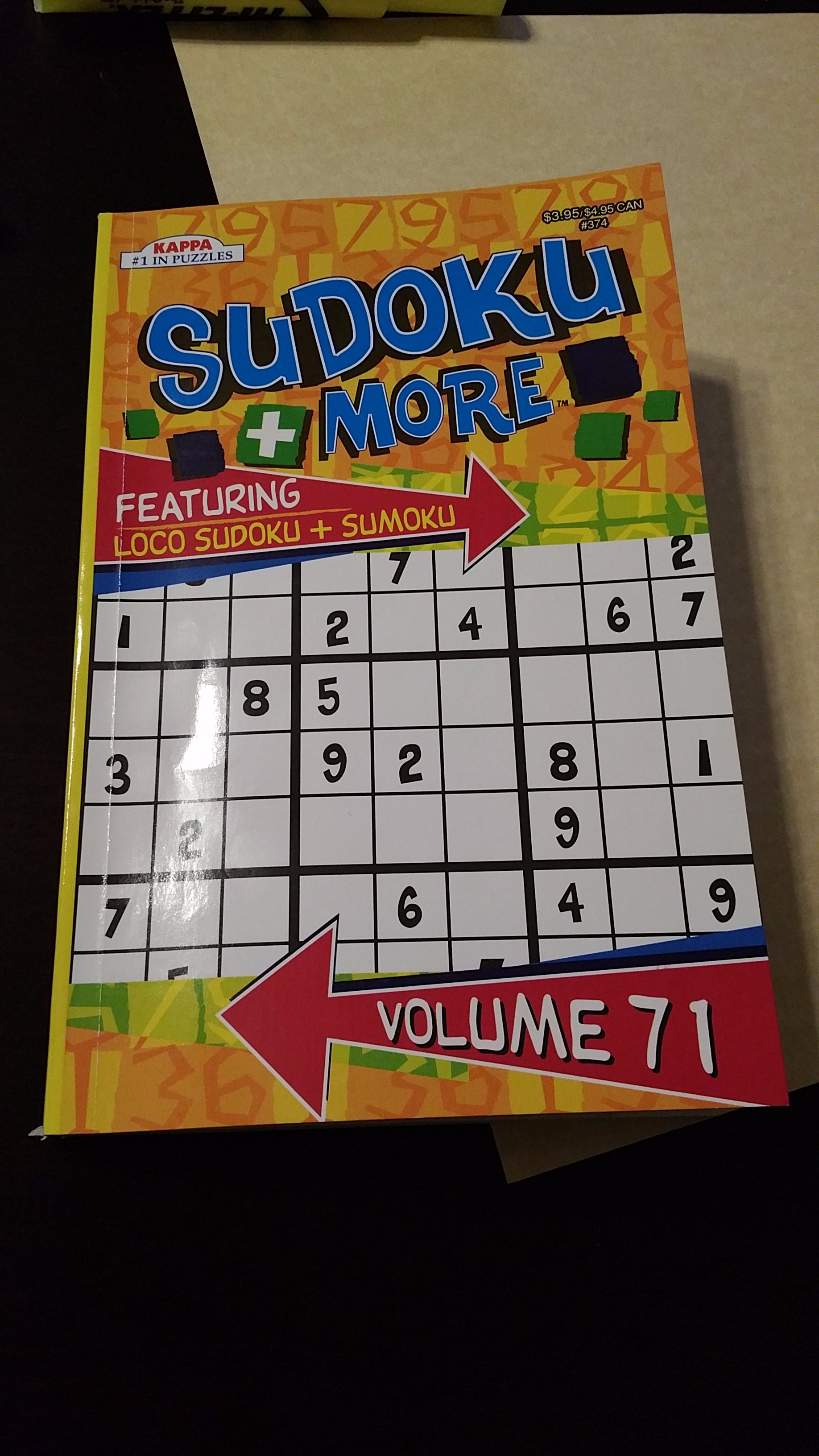 Picture of Preparation: Finding the Right Sudoku