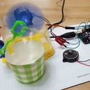 Arduino Bubbles Machine