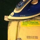 Seal Plastic Bags Airtight Using Aluminum Foil and an  Iron
