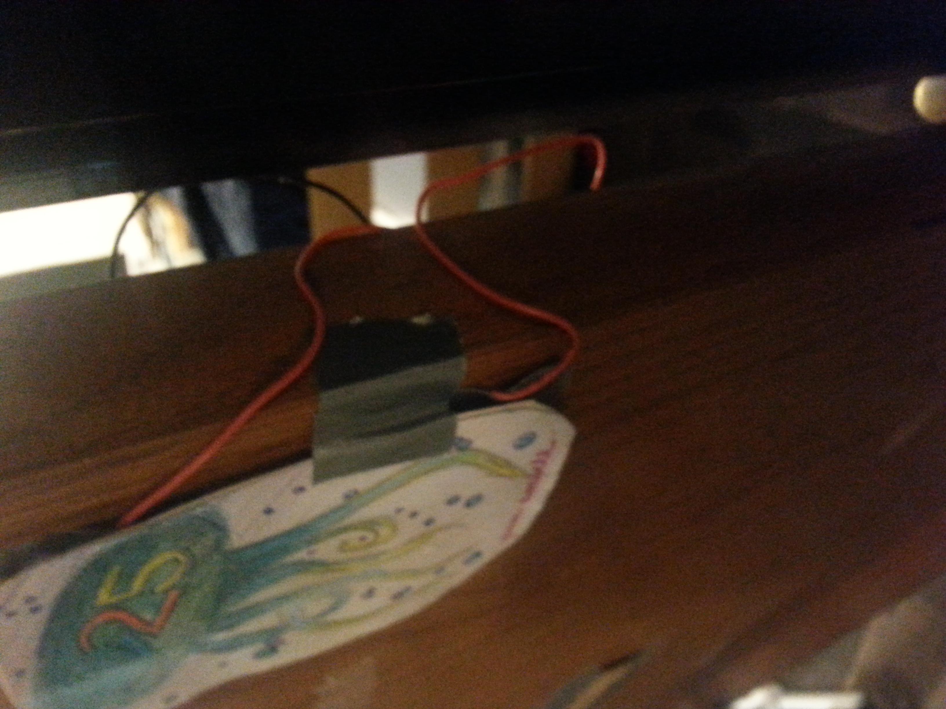 Picture of Dorm Room Doorbell