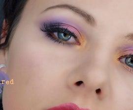 Halloween Inspired Eye Makeup