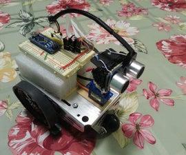 Obstacle Avoiding Robot V2