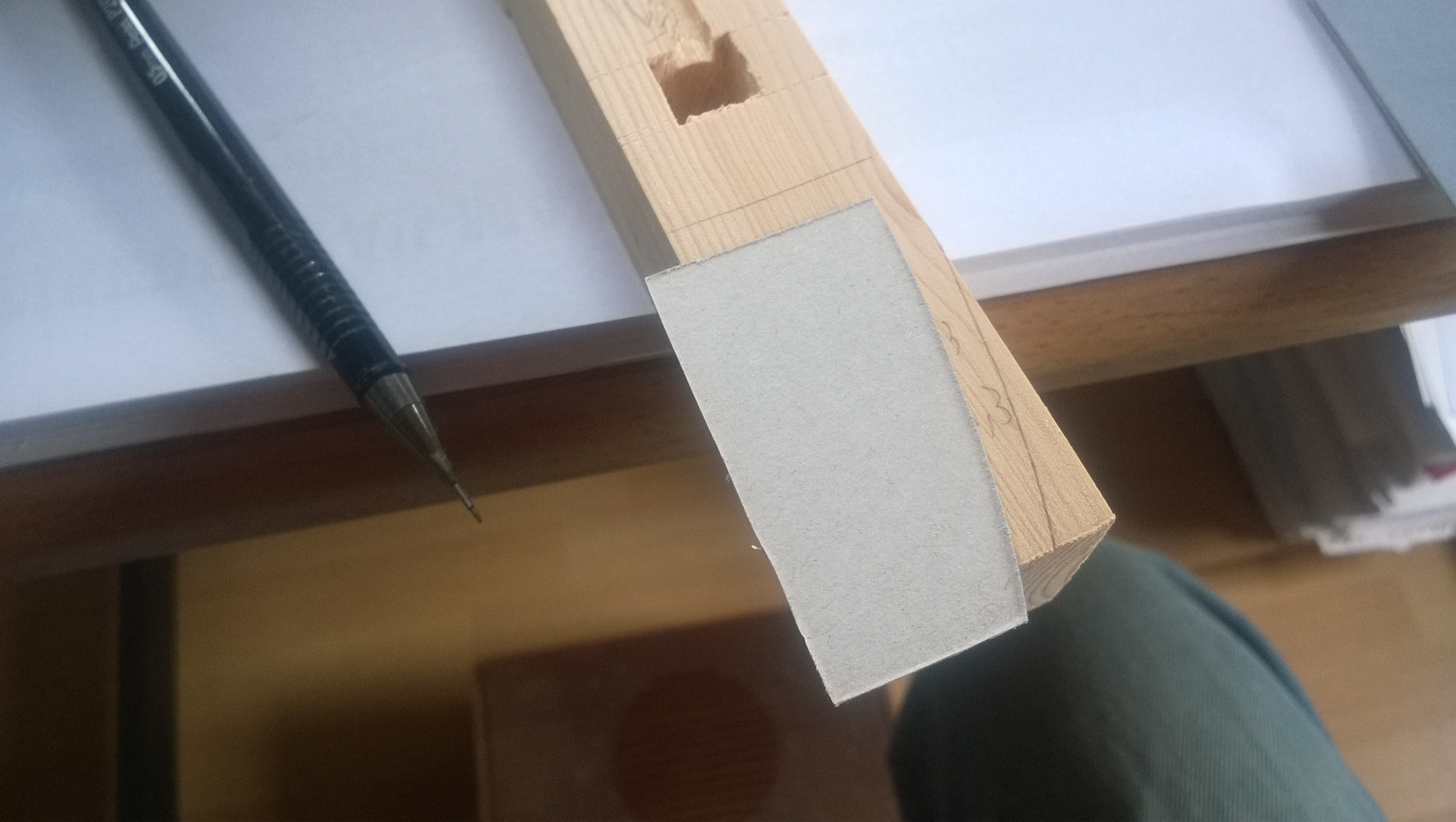 Picture of Frame: Finished Shape