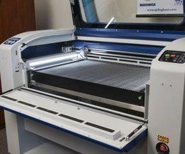 Epilog Laser Cutting With Fusion 360