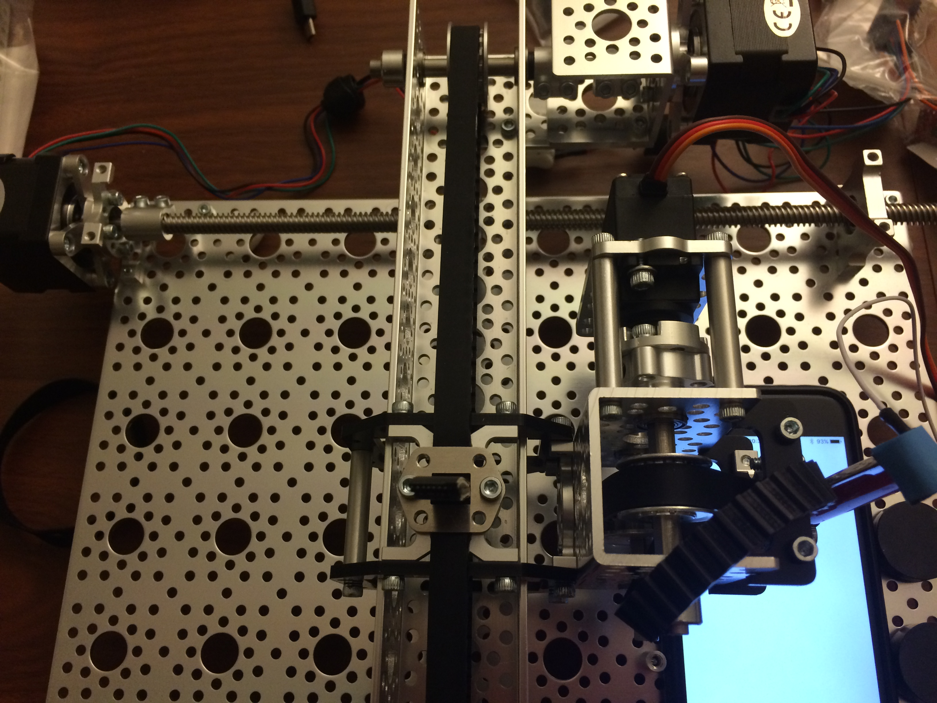 Picture of The X-Axis