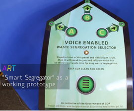 Smart Segregator/Dustbin