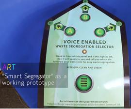 Smart Segregator/Dustbin