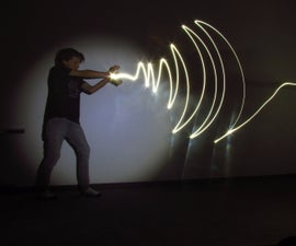 Drawing with Light